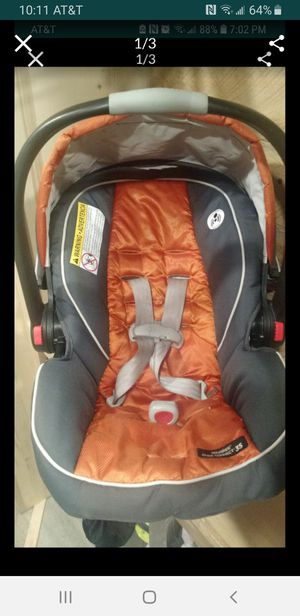 Graco infant carseat for Sale in Lake Stevens, WA