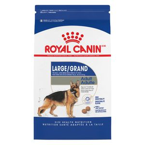 Royal Canin® Size Health Nutrition Large Breed Adult Dog Food 35 LB Bag for Sale in Lakewood, WA