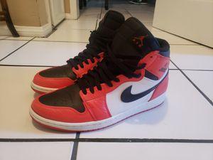 Air Jordan 1's Bright Orange (Size 11) for Sale in Los Angeles, CA