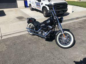 2017 Harley Davidson soft tail slim fls for Sale in Fontana, CA