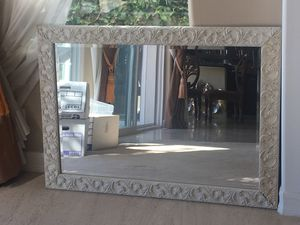 Wall mirror 41 inch wide by 30 inch wide for Sale in Hidden Hills, CA