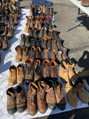 Timberland pro footwear for Sale in Carson, CA