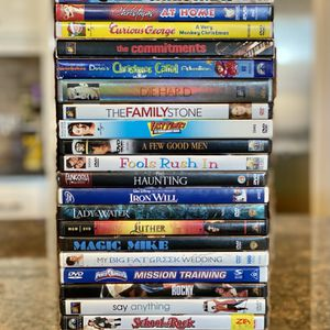 DVDs - Excellent condition, wide selection for Sale in Phoenix, AZ