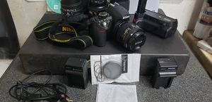 Nikon D3100 Camera Package for Sale in Fontana, CA