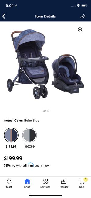 Car seat and stroller for Sale in Goose Creek, SC