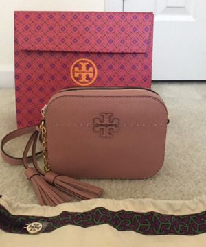 Tory Burch McGraw Camera bag for Sale in Columbia, SC