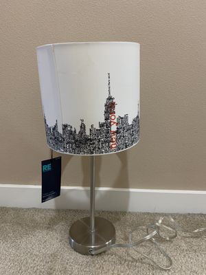 Table Lamp for Sale in Hillsboro, OR