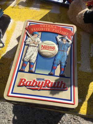 Baby Ruth old tin for Sale in Tampa, FL