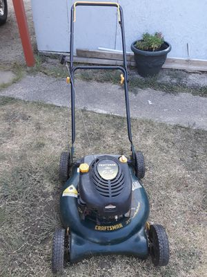 CRAFTSMAN 6.5 FOR PARTS OR FIX $40 for Sale in Fort Worth, TX