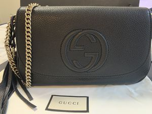 BRAND NEW GUCCI SOHO CROSSBODY AUTHENTIC for Sale in Tacoma, WA