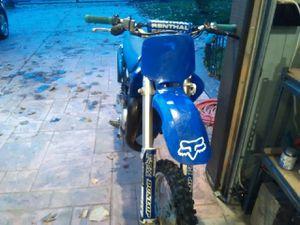 2001 Yamaha yz80 dirt bike for Sale in Renton, WA