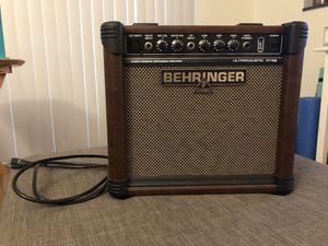 Behringer AT108 amplifier for Sale in Alexandria, VA