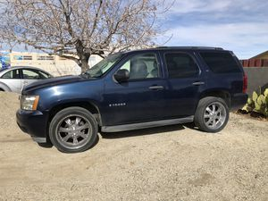Chevy Tahoe for Sale in Palmdale, CA