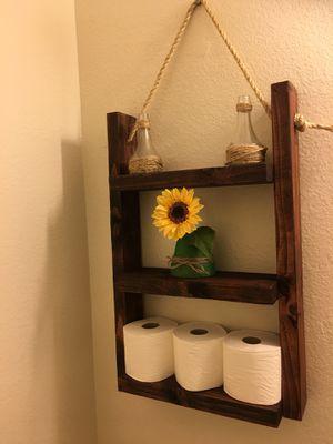 Rustic ladder shelf for Sale in Vista, CA