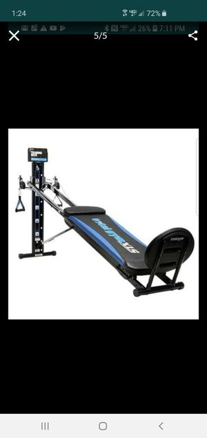 Total gym XLS HOME GYM easy to use for Sale in Lilburn, GA