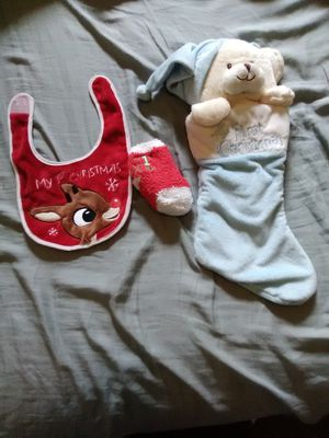 Baby's first Christmas lot $2 each or all for $5 for Sale in Norfolk, VA
