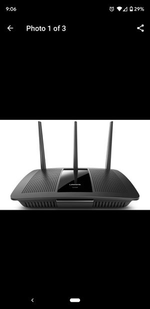 Linksys router for Sale in Youngtown, AZ