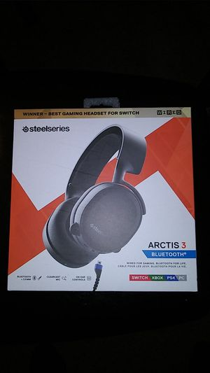 Steelseries Arctic 3 Bluetooth for Sale in Beaumont, TX