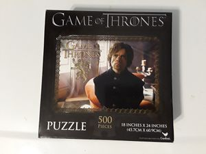 Game of thrones puzzle -New!- for Sale in Orlando, FL