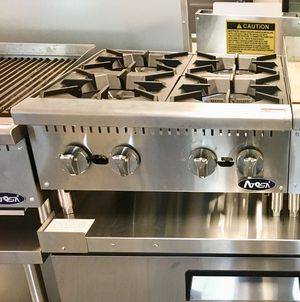 "4 burner countertop stove ""Free Delivery!"" for Sale in Kent, WA"