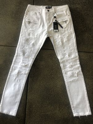 White jeans HUGE STORE WIDE SALE for Sale in West Hollywood, CA