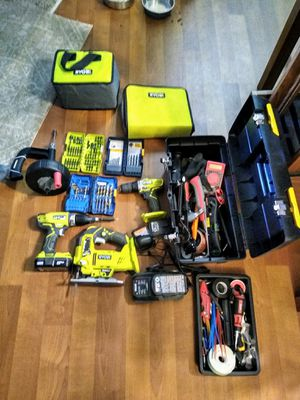 Power Tools and Hand Tools for Sale in Rancho Cucamonga, CA
