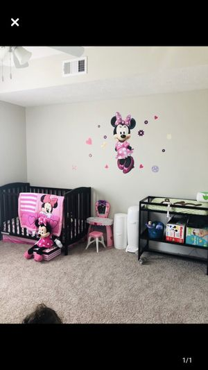 Crib and changing table for Sale in Goodlettsville, TN