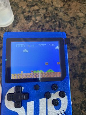 Classic Game Boy style console with 400 Games for Sale in Chula Vista, CA