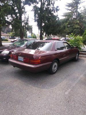 Car Lexus LS400 91 for Sale in Seattle, WA