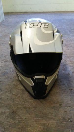 HJC MotorCycle Helmet XL for Sale in Huntington Beach, CA