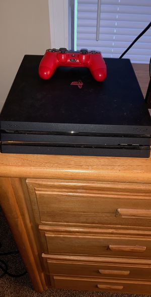 PS4 pro for Sale in Montrose, MI