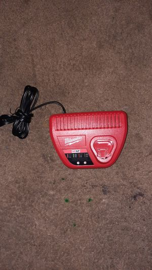 Brand New Milwaukee M12 Charger for Sale in Tehachapi, CA