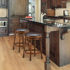 24 inches Rustic feel bar stools set of 2 for Sale in Newport Beach, CA