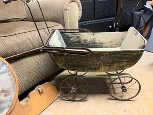 Antique baby doll stroller for Sale in Commerce Charter Township, MI
