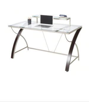 Beautiful Glass desk for Sale in Chino Hills, CA