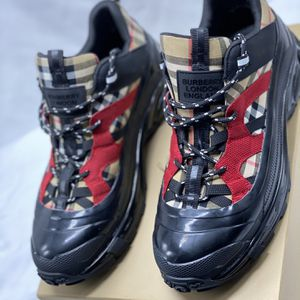 Burberry Shoes Size 12 US Men for Sale in Miami, FL