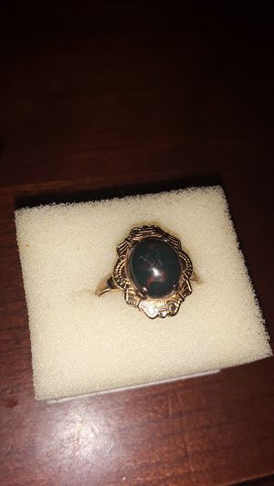 Art Deco gold filled ring for Sale in Madison, VA