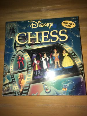DISNEY CHESS COLLECTOR'S EDITION for Sale in Union City, GA