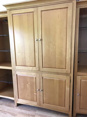 3 Piece TV and display cabinets for Sale in LAUD LAKES, FL
