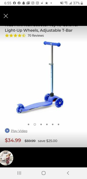 kick scooter for boys for Sale in Dearborn Heights, MI