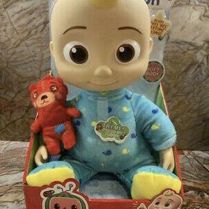 NEW IN BOX Cocomelon Musical Bedtime JJ Doll - In Hand for Sale in Pennsauken Township, NJ
