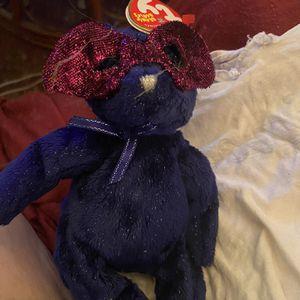 Mardi Gras Beanie Baby for Sale in Brooklyn, NY