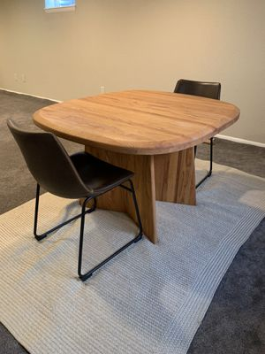 Solid wood table for Sale in Arvada, CO