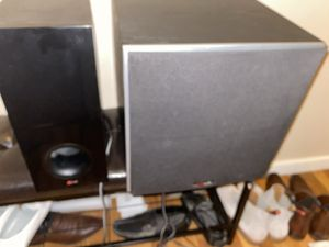 Polk audio subwoofer for Sale in Chicago, IL