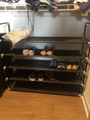 Set of closet organizers- $30 for Sale in Washington, DC