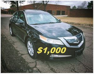 $1OOO Selling my 2009 Acura TL . for Sale in Fresno, CA