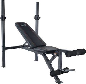 Fitness Gear Adjustable Weight Bench (2-in-1 With Racks) for Sale in Santa Clarita, CA