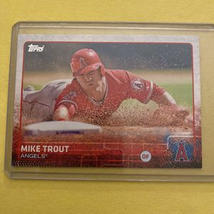 2015 Topps Chrome : Mike Trout for Sale in Reading, PA