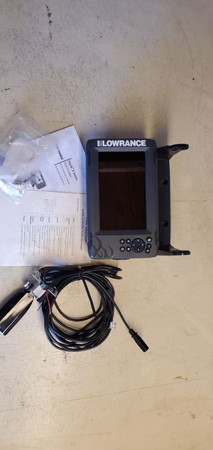 Lowrance Hook2 for Sale in Lakeside, CA