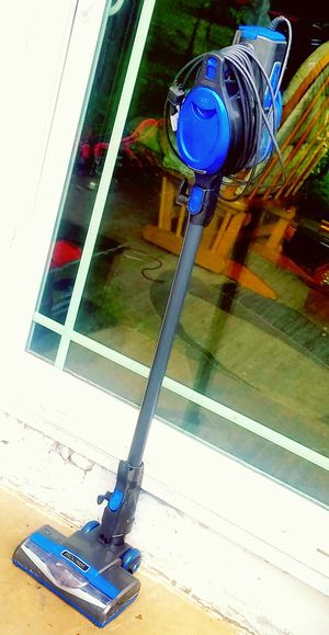 SHARK Brand Rocket Bagless Vacuum (Electric Blue) for Sale in Fairfax, VA